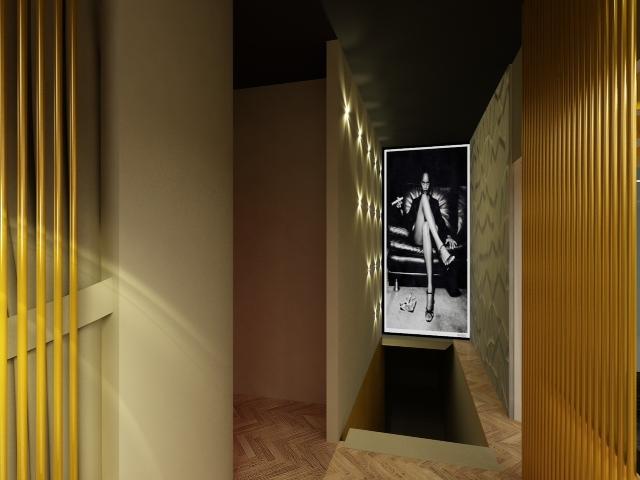 Der Eingangsbereich des iRoom Club Dortmund